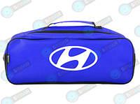Автомобильная сумка Hyundai Синяя