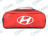 Автомобильная сумка Hyundai Красная