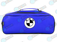 Сумка в автомобиль BMW Синяя