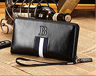 Кошелек клатч Bally мужской портмоне бумажник гаманець