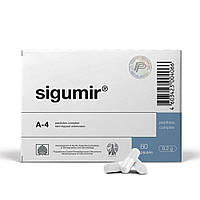 Сигумир - пептидный комплекс А-4, для хрящей и суставов - 60 капсул