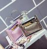Женская сумка 2 в 1 | Розовая, фото 4