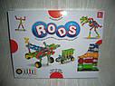 Конструктор RODS (аналог Zoob), 54 детали, фото 2