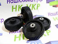 Шестерня для мясорубок Moulinex, Tefal (черная с металлической шестеренкой) MTG4244, MS-5564244