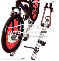 Крепления для велосипедов на крышу Пежо 4008