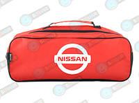 Сумка для багажника автомобиля Nissan Красная