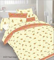 Красивое постельное белье, классика, бязь, двуспальное