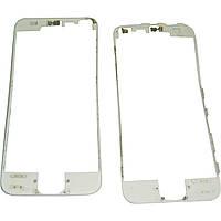 "Рамка для дисплея iPhone 6S (4.7"") з термоклеєм (White)"