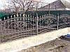 Кованый забор арт.31