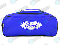 Сумка для автомобиля в багажник Ford Синяя
