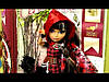 Ever After High - Серіз Гуд (Cerise Hood, Сериз Худ), фото 4