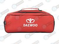 Автомобильная сумка Daewoo Красная