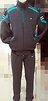 Мужской тёплый спортивный костюм на байке