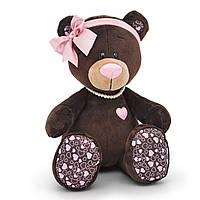 Мягкая игрушка «Orange» (M004/30) медвежонок Milk сидячая, 30 см