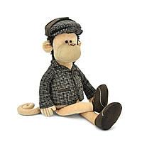 Мягкая игрушка «Orange» (5007/25) обезьянка Шерлок в пиджаке, кепке и туфлях, 40 см