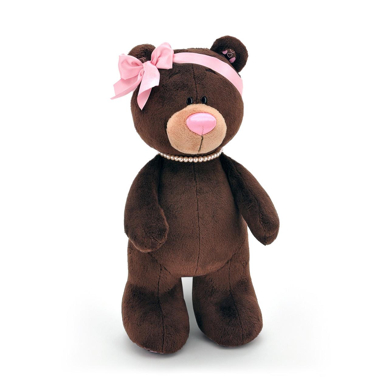 Мягкая игрушка «Orange» (M002/25) медвежонок Milk стоячая, 25 см