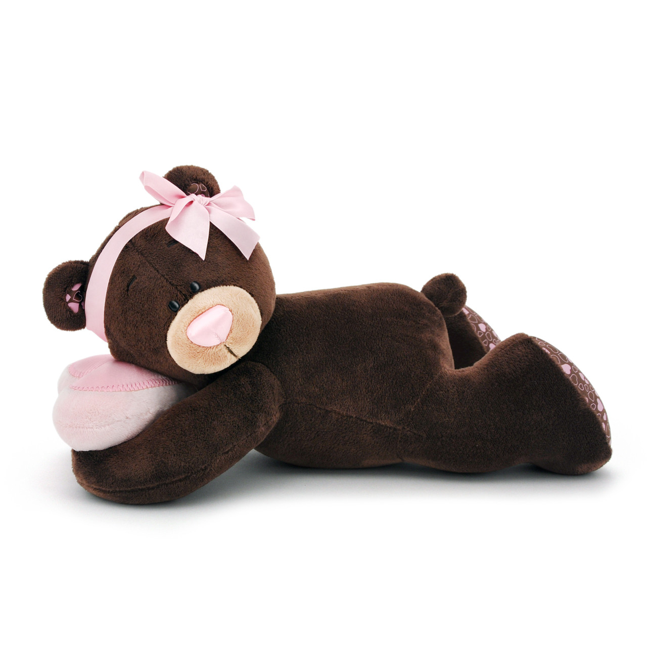 Мягкая игрушка «Orange» (M001/30) медвежонок Milk лежебока, 30 см
