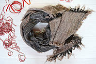 Женский  шарф на зиму