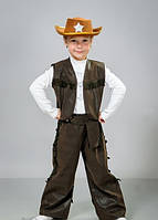 Ковбой детский костюм