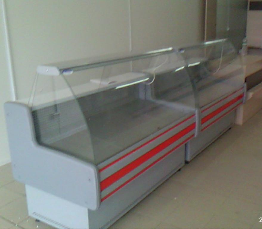 """Витрины холодильные """"Пальмира"""" 2"""