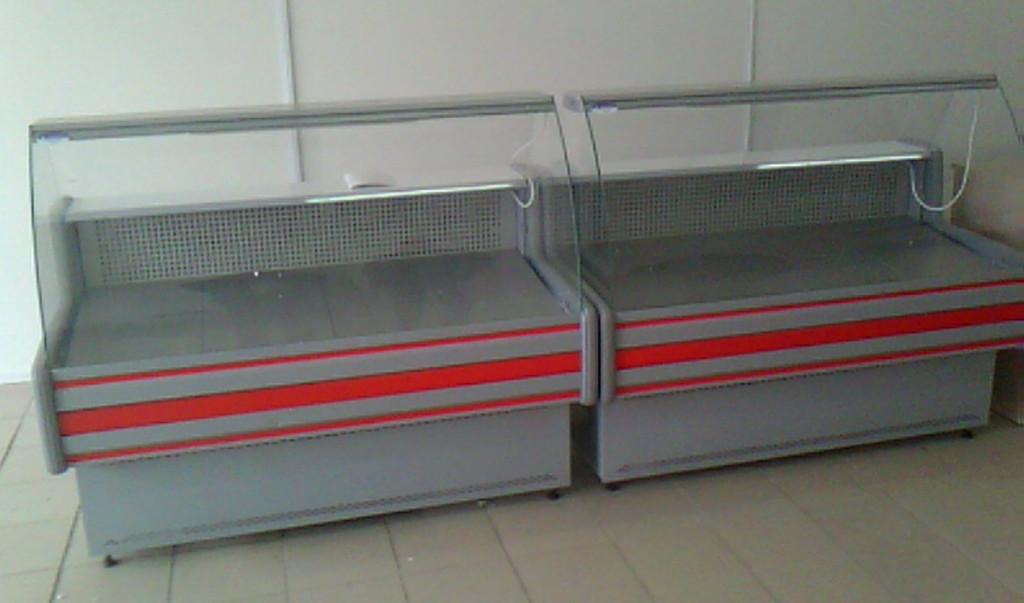 """Витрины холодильные """"Пальмира"""" 1"""