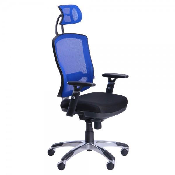 Офисное кресло Коннект с подголовником, TM AMF