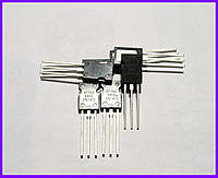 BT134-600E, симистор, 4 А, 600 В.