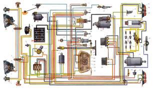 Электрооборудование, датчики, оптика тракторов
