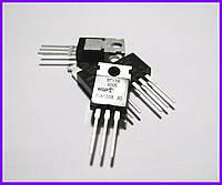 BT136-600E, симистор, 4А, 600В.