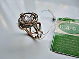 Кольцо ЗОЛОТО 585 пробы 20.5 размер 6.27 грамма, фото 3