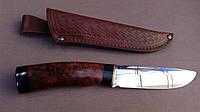 Нож охотничий Кап береза