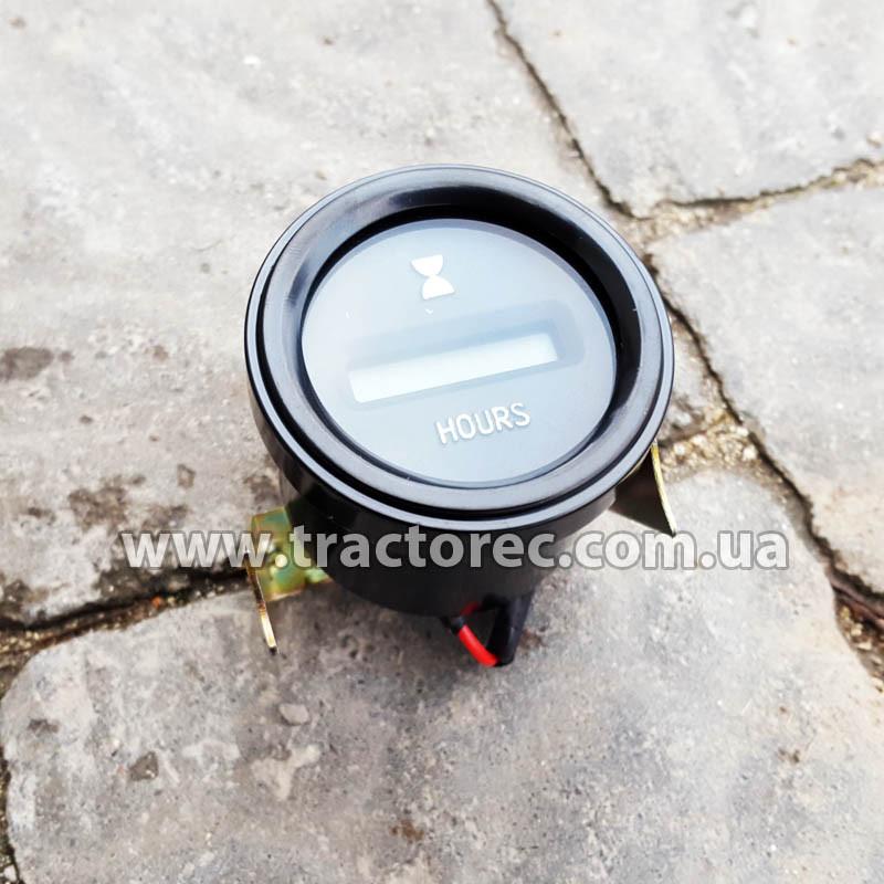 Счетчик моточасов электрический для трактора, мототрактора, мотоблока