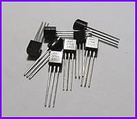 MAC97A6, симистор, 400V, 600 mA.
