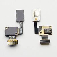 Шлейф для Lenovo S820 кнопка включения, датчик освещения/приближения