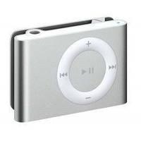 Мр3 плеер, наушники + кабель + коробка Silver, дизайн iPod Shuffle, оригинальный дизайн, гарнитура