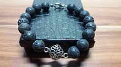 Мужские браслеты из камня