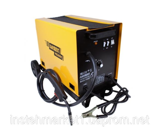 Сварочный полуавтомат KAISER MAG-195R (60-180 Ампер) в интернет-магазине