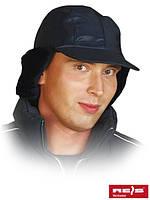Зимняя шапка-ушанка CZOLUXG