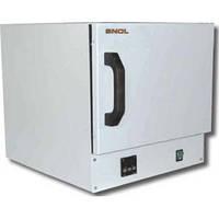 Сушильный шкаф SNOL 58/350 cталь, программируемый терморегулятор, с вентилятором