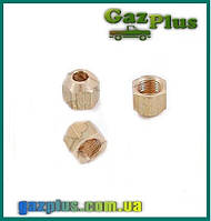 Зажим, бурулька  медной трубки Fi8 Cu GZ-232