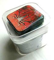 """Mp3 плеер """"SpiderMan"""" , наушники,  кабель, оригинальный дизайн, аудио гарнитура"""