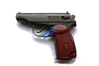 ПМ (пистолет Макарова) Макет массогабаритный, фото 1