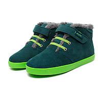 Детские ботинки Wicky Green/Grey