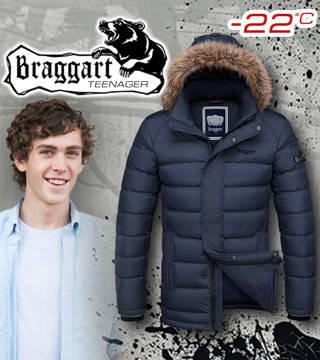 Куртка для подростков Braggart, фото 2