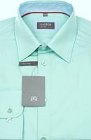 Светло-зелёная рубашка