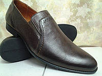 Коричневые классические туфли Madoks РАСПРОДАЖА!, фото 1