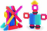 Конструктор-бристл Bristle Blocks - Строитель 36 дет. (3099Z)