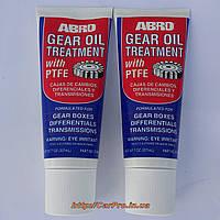 ABRO GEAR OIL TREATMENT with PTFE Антифрикционная присадка в трансмиссионное масло art. GT409