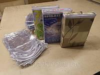 Упаковка ПВХ  для постельных комплектов