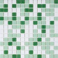 Зеленая мозаика Vivacer GLmix200